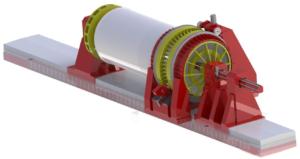 Оборудование для сварки цилиндрических форм