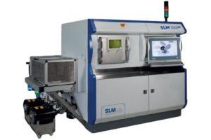 3D-принтер по металлу SLM Solutions SLM 500