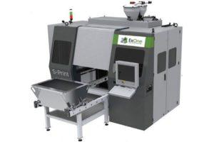 Промышленный 3D-принтер ExOne S-Print Phenol