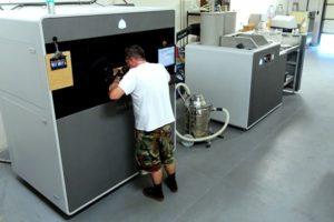 Промышленный 3D-принтер 3D Systems ProX 500