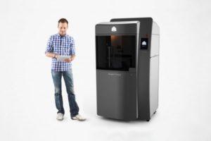 Промышленный 3D принтер 3D Systems ProJet 7000