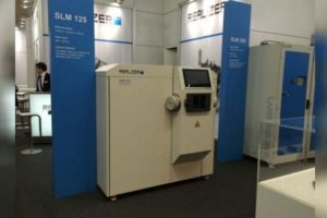3D-принтер по металлу Realizer SLM 125