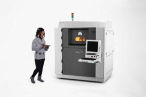 Промышленный 3D принтер 3D Systems sPro 230