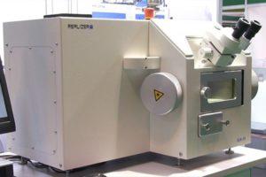 3D-принтер по металлу Realizer SLM 50
