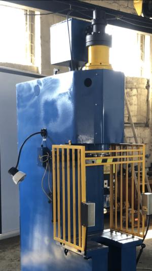 Пресс гидравлический П6326Б (П6326) усилием 40 тонн