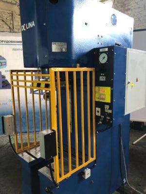 Пресс гидравлический П6324Б (П6324) усилием 25 тонн
