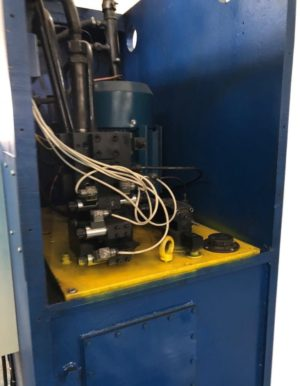 Пресс гидравлический П6332Б (П6332) (усилие 160т)