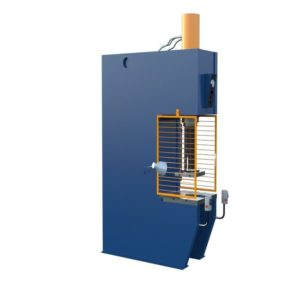 Пресс гидравлический П6334Б (П6334) (усилием 250 тонн)