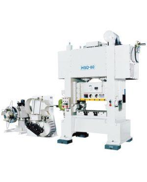Высокоскоростной прецизионный пресс HSD-80