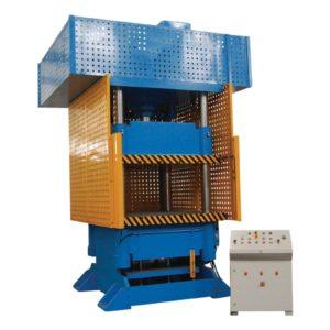 Гидравлический глубоковытяжной пресс колонного типа HCFP 400