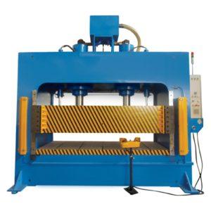 Гидравлический H-образный пресс простого действия HSA 400