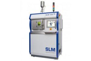 3D-принтер по металлу SLM Solutions SLM 125