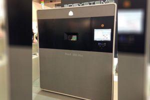 Промышленный 3D-принтер 3D Systems ProX 500 Plus