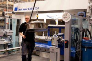 Центр лазерной обработки Trumpf TruLaser Cell 7000