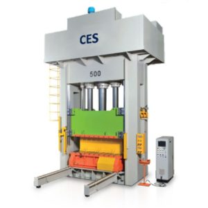 Прессы двойного действия CES-LD-500