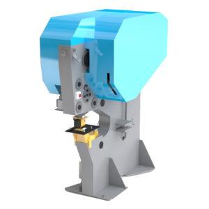 Пресс для пробивки отверстий КБ1916 (усилие 630 кН)
